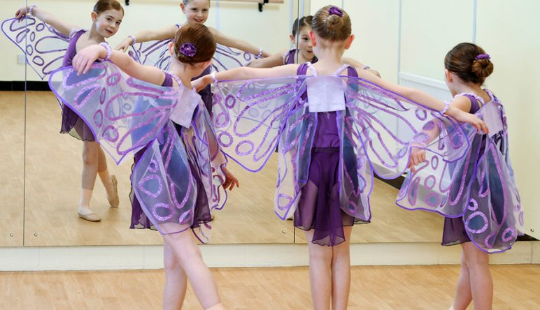 Children's Ballet Classes
