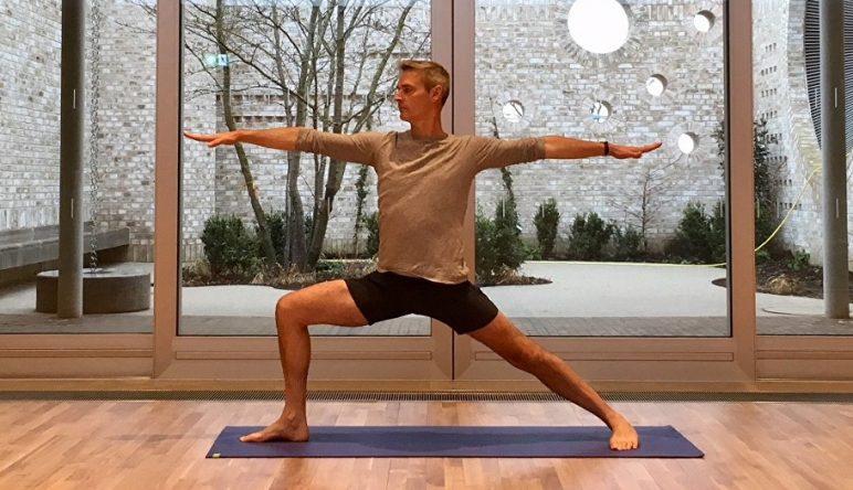 Iyengar Yoga Class (Monday)