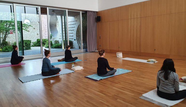 Eddington Yoga with Sophie